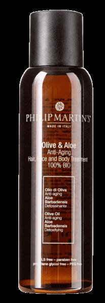 Aceite Philip Martirs para cabello