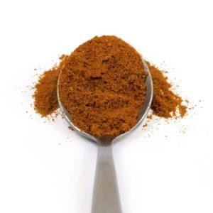 Barro para el pelo marrón rojizo