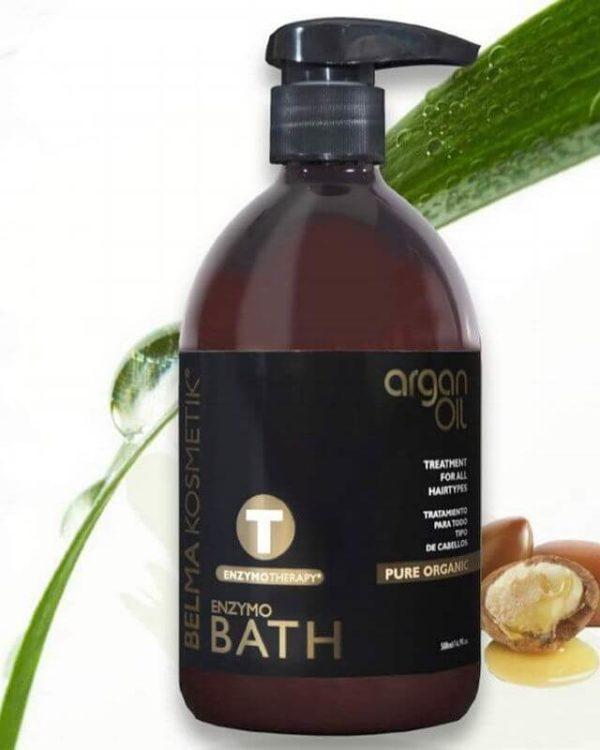 Aceite de argán Enzymo Bath