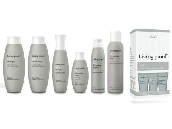 Pack de productos Living Proof