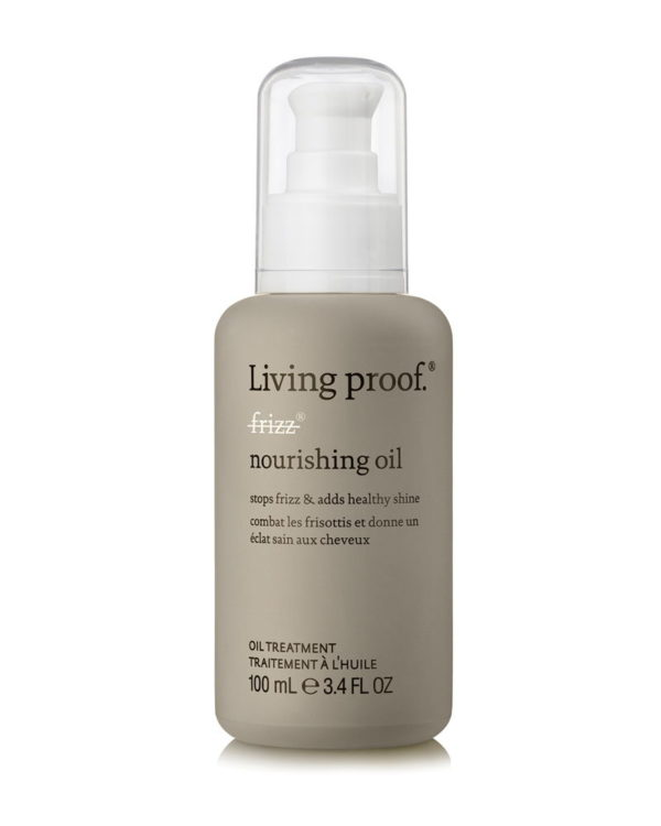 Aceite anti-frizz Living Proof