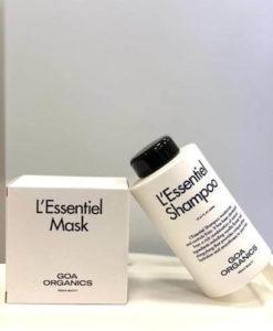 Goa Organics essentiel Shampoo