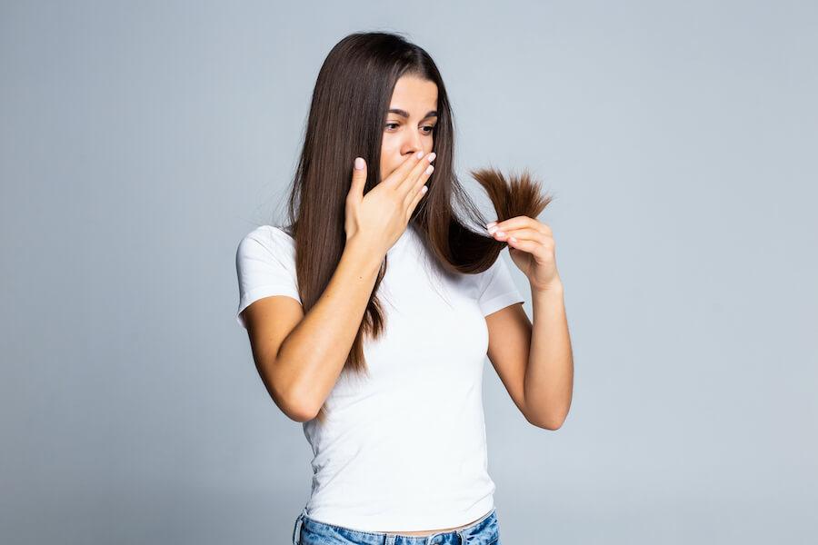 Problemas más comunes del cabello